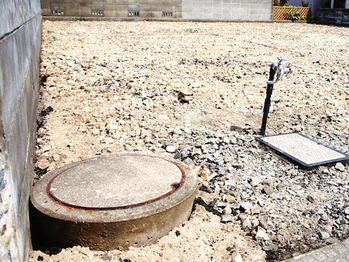 新築の水道引き込み工事は必要なかった。費用は発生しないが…