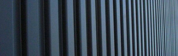 ガルバ外壁ブラック
