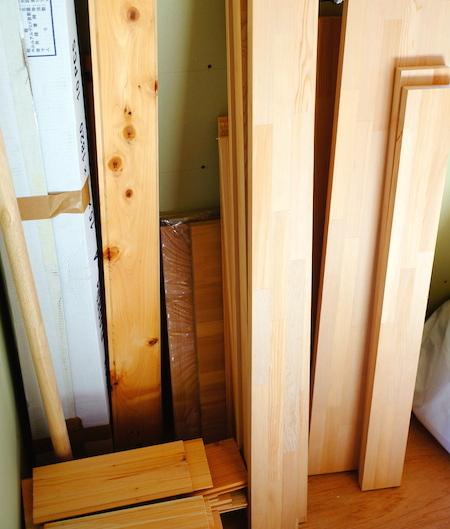DIY木材大工