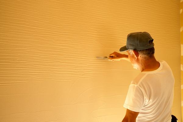 珪藻土 壁左官塗り