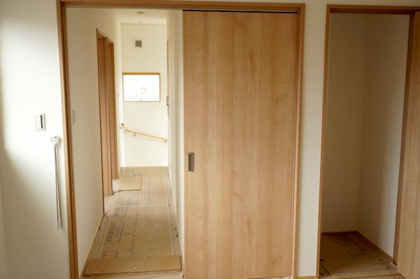 壁紙クロス寝室