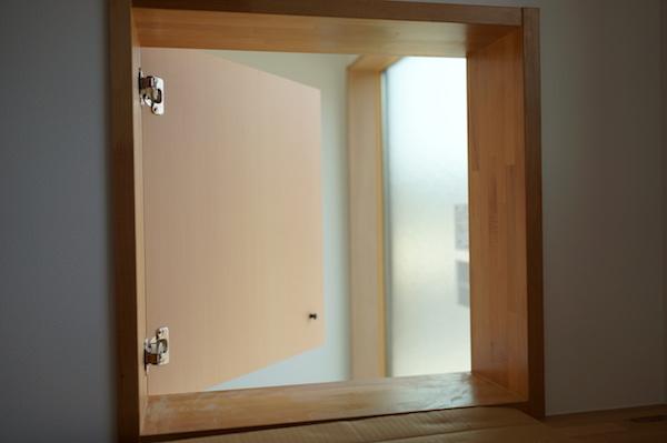 書斎の小窓6