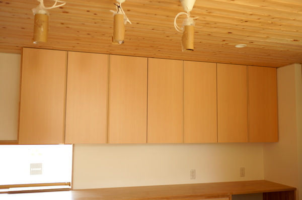 キッチン建具