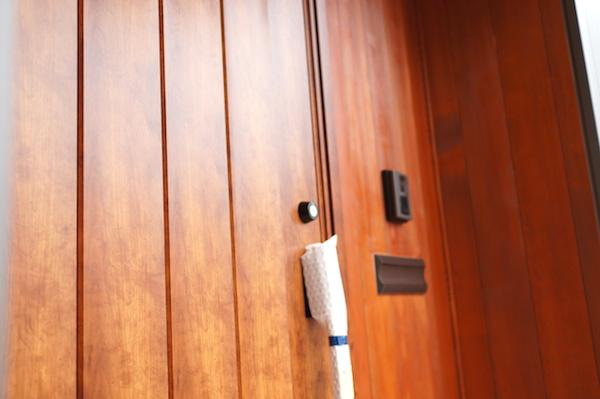 玄関ドア木製