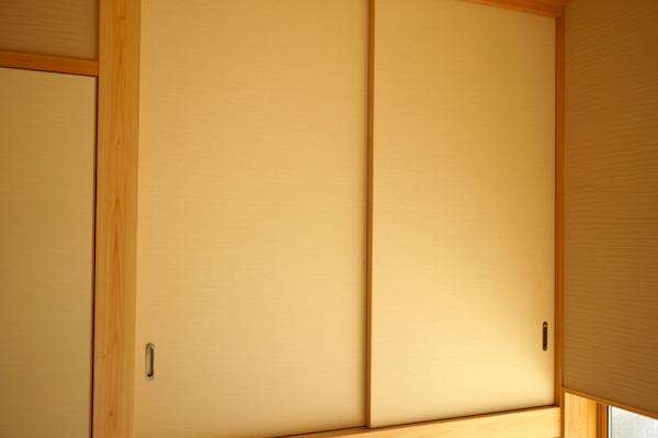 web内覧会和室建具