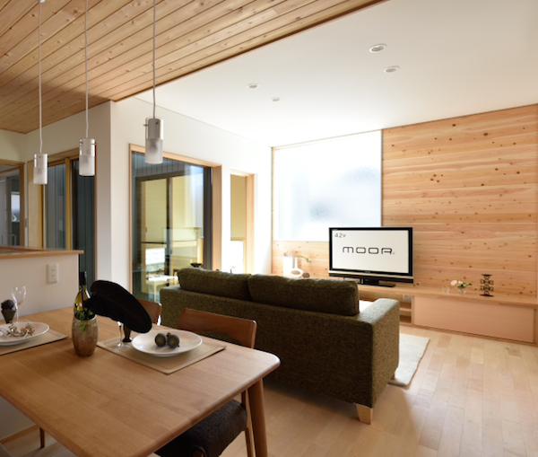 WEB内覧会 -リビング偏- 内見会で使用した家具たち。