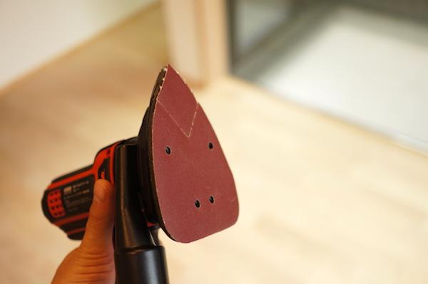 フローリング塗装方法