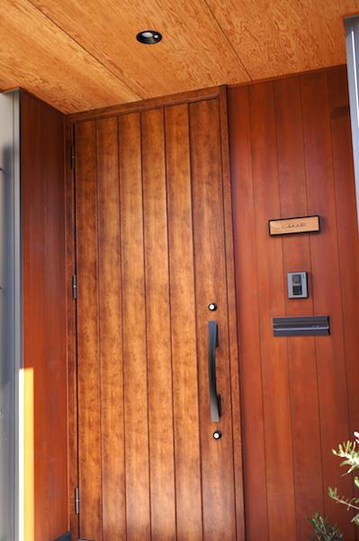 web内覧会 玄関ドア