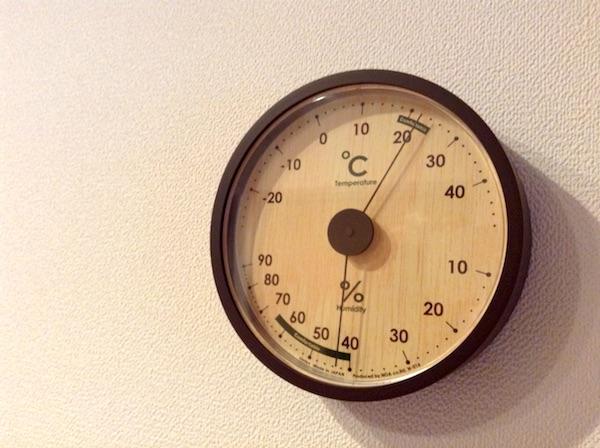 温湿度計おしゃれ