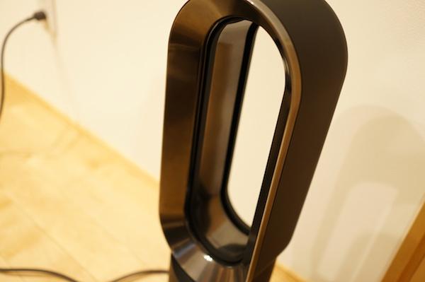 DysonファンヒーターAM09デザイン