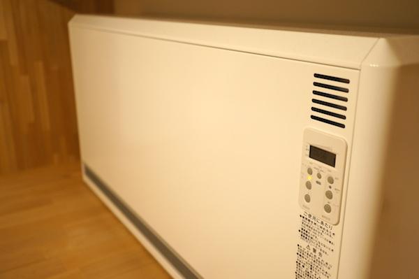 蓄熱暖房機デメリット