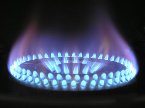 ガスストーブのガス代