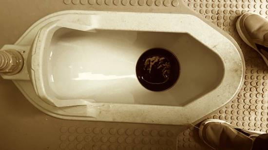 仮設トイレ仕組み