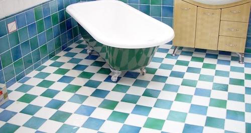 bath水垢
