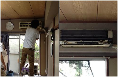 園芸用の噴霧器でエアコン洗浄ができる!おすすめの洗い方ご紹介